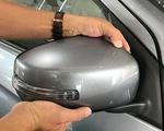 Trộm gương xe ô tô sẽ bị xử phạt thế nào?