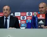 Zidane rời Real Madrid vì