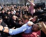 Nga thả lãnh đạo đối lập Alexei Navalny
