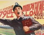 Tranh cổ động Triều Tiên: mỏ vàng hàng triệu đô-la