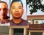 Ngày mai xét xử 2 tử tù bỏ trốn khỏi phòng biệt giam