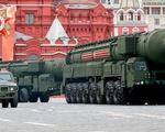 Nga khoe khí tài khủng trong lễ duyệt binh Ngày Chiến thắng