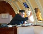 Ngắm nội thất chiếc 'Air Force Un' của ông Kim Jong Un