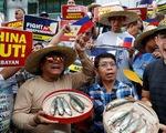 Cảnh sát biển Trung Quốc bị tố cướp cá ngư dân Philippines
