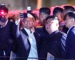 Ông Kim Jong Un cùng dạo phố,