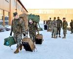 Na Uy muốn tăng gấp đôi số quân Mỹ đồn trú để ứng phó Nga