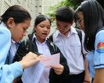 Hồi hộp chờ điểm thi tuyển sinh lớp 10 TP.HCM vào 15h chiều 13-6