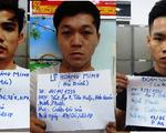 Bắt 'nóng' hai nghi phạm cướp giật tại trung tâm Sài Gòn - ảnh 6