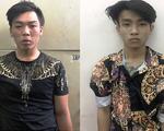 Bắt 'nóng' hai nghi phạm cướp giật tại trung tâm Sài Gòn