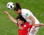 Gimenez ghi bàn phút 89 giúp Uruguay thắng Ai Cập 1-0