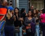 Giẫm đạp trong tiệc cuối năm học ở Venezuela, 17 người chết