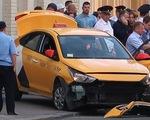 Lao xe vào đám đông đi xem World Cup ở Moscow, 8 người bị thương