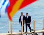 Macedonia và Hi Lạp thở phào vì cái tên