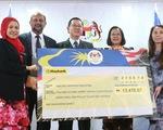 Dân Malaysia đóng góp 2 triệu USD giúp giảm nợ công
