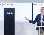 AI của IBM 'đánh bại' người trong tranh luận