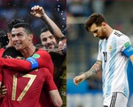 Tại sao Messi không thể tỏa sáng như Ronaldo ở World Cup?