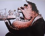 Cơ quan quản lý nhà nước mời vẽ biếm họa chống tham nhũng
