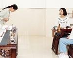 Phụ nữ Trung Quốc luyện công dung ngôn hạnh
