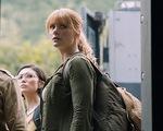 Nữ chính phim Thế giới khủng long - Vương quốc sụp đổ nói về tê giác