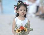 Con gái Xuân Lan dẫn đầu mẫu nhí tại Tuần lễ thời trang trẻ em Việt Nam