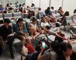 Sân bay Tân Sơn Nhất tắc từ trên trời, dưới đất gây khó cho không lưu
