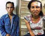 Cảnh sát hình sự nổ súng, bắt hai nghi phạm cướp giật nghiện ma túy