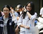 94.000 học sinh Hà Nội bắt đầu thi tuyển sinh lớp 10