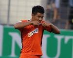 Tiền đạo U-23 Đức Chinh lập cú đúp, Đà Nẵng thắng Nam Định