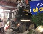 Tài xế thoát chết khi cuộn thép 60 tấn lăn gãy cabin xe đầu kéo - ảnh 3