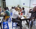 Ông Obama nói nhớ mãi buổi ăn bún chả cùng đầu bếp Bourdain tại Hà Nội