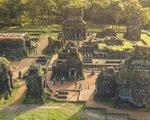 Tôn tạo nhiều tháp cổ trong quần thể di sản văn hóa Mỹ Sơn