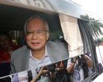 Cựu thủ tướng Malayisa Najib bị khóa tài khoản ngân hàng