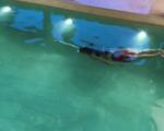 Sinh viên phát minh ba lô phản lực dưới nước, giúp bơi 12km/h