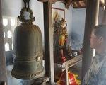 Bảo vật lưu lạc của nhà chùa: Đòi… chuông