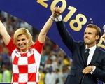 """Một mùa World Cup quá đỉnh của """"bà trùm sân cỏ"""" - nữ Tổng thống Croatia"""