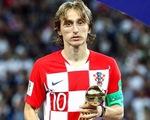 Xem đoạn phim tài liệu Luka Modric từng chăn dê khi mới 5 tuổi