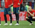 Iniesta giã từ sự nghiệp thi đấu quốc tế