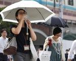 Nhật Bản nóng kỷ lục, 40 người chết, hàng chục ngàn người nhập viện