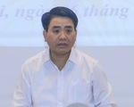 Ông Nguyễn Đức Chung giải thích ý tưởng