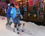 Mùa hè đi trượt tuyết, bắn cung ở Sài Gòn