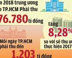 Giữa năm 2018, Tổng cục Thuế 'lo' ngân sách 2019