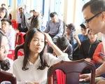 807 thí sinh đầu tiên trúng tuyển ĐH Bách khoa TP.HCM