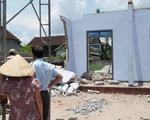 Giúp hàng xóm dỡ nhà, 2 người bị tường sập đè chết