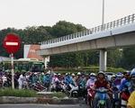 Đề xuất cấm xe cá nhân ở các quận trung tâm TP.HCM đang gây