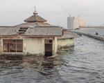 30 năm nữa Jakarta sẽ chìm?