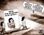 Đừng xuê xoa khi chơi hụi vì bị giật hụi biết kêu ai