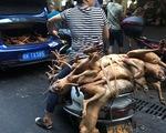 Hà Nội vận động người dân bỏ ăn thịt chó