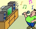 Hàng xóm mở nhạc to, hát hò ồn ào phải làm sao?