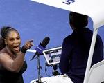 Hành động xấu xí của Serena