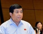 Bộ trưởng Nguyễn Chí Dũng: